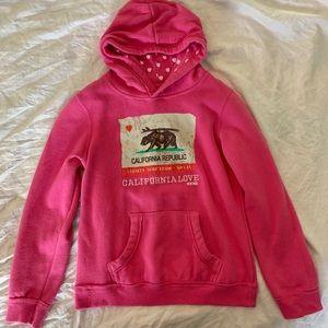 🦄 3/$20 Reflex Girls California Hoodie